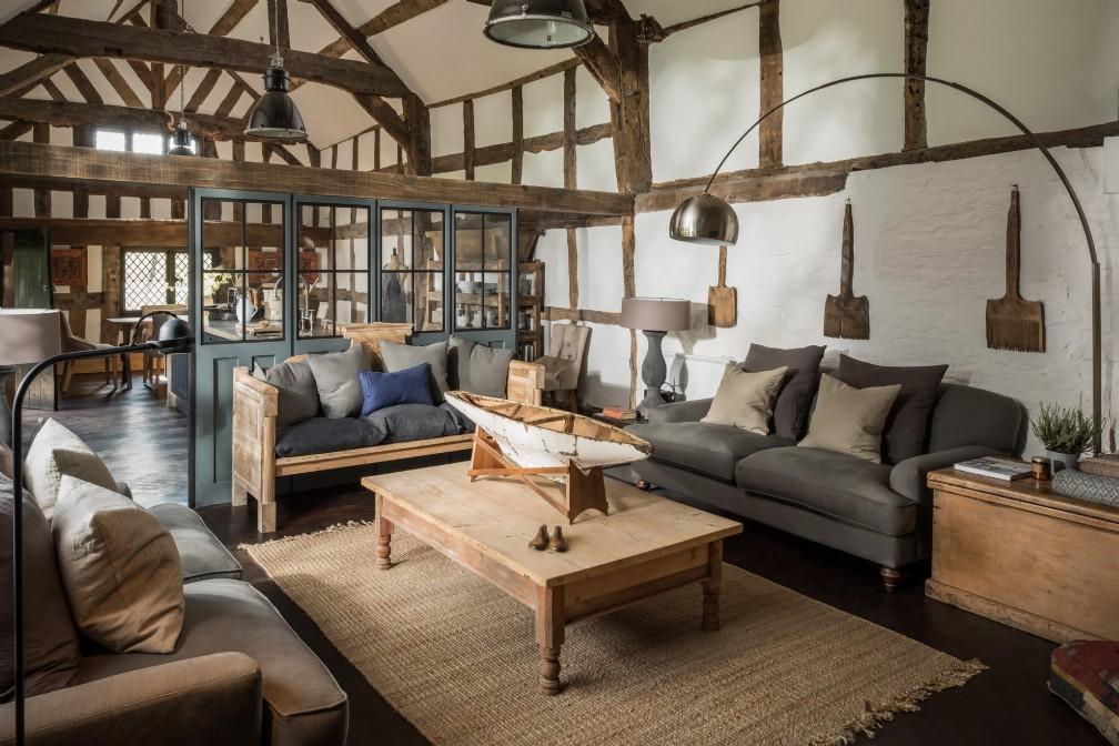 Hollyhocks   Luxury Self-Catering Cottage   Eardisland, Hereford
