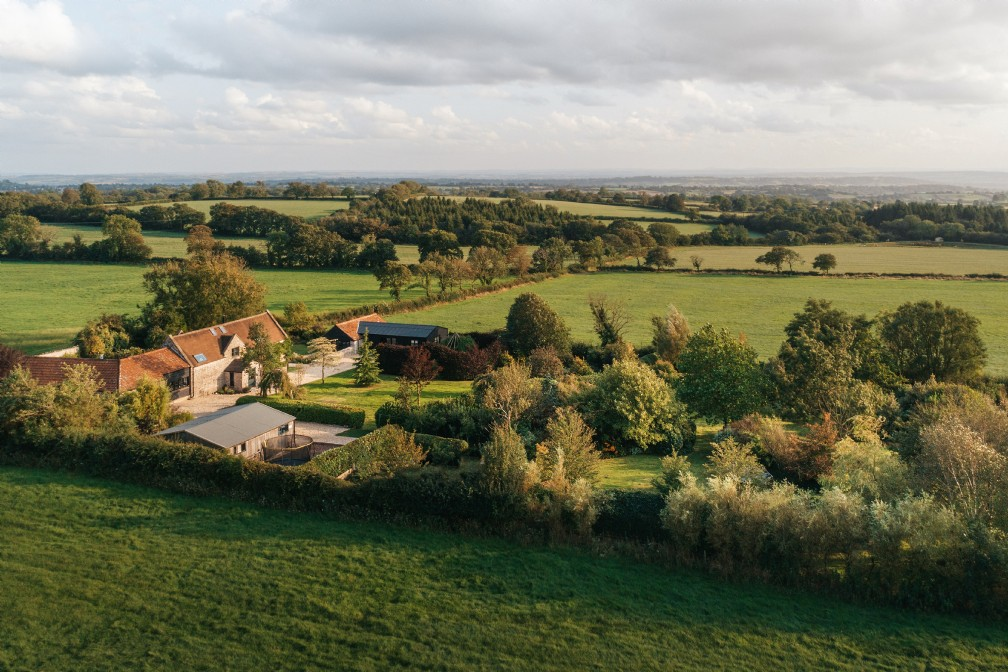 Kilnwood   Luxury Self-Catering Country House   Wells, Somerset