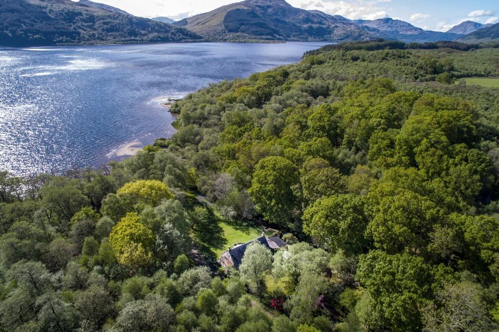 Little Eden | Luxury Self-Catering Highland Cottage | Loch Lomond