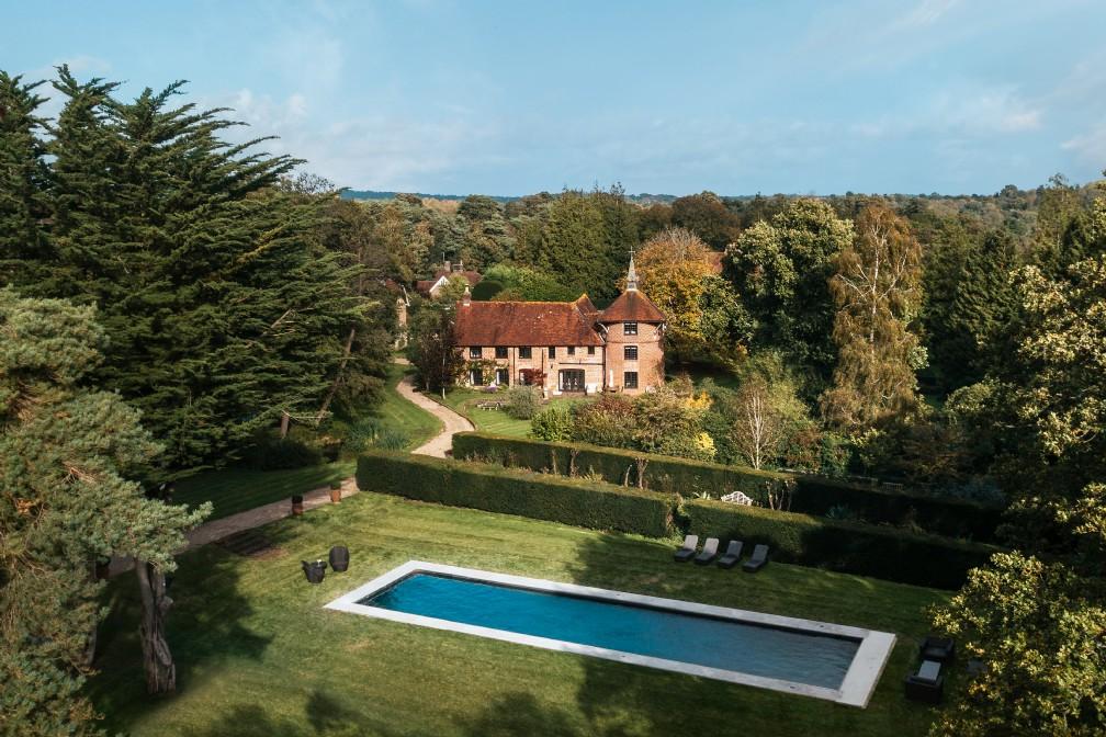 Roserai   Luxury Self-Catering Glyndebourne   Waldron, East Sussex