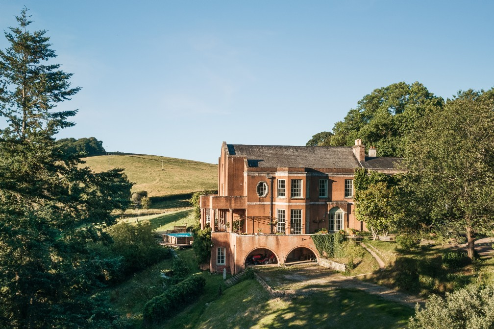 The Lost Music Hall | Luxury Self-Catering Home | Totnes, Devon