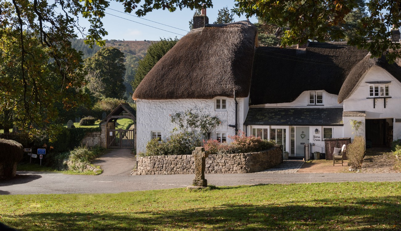 North Bovey dog-friendly luxury holiday cottage on Dartmoor