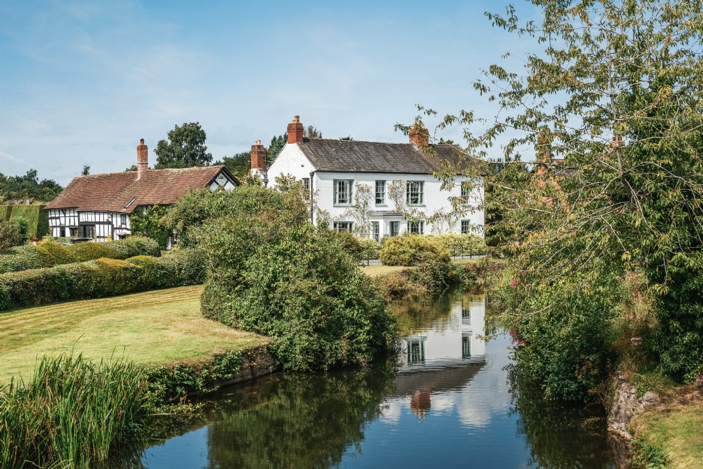 Large Luxury Self-Catering Retreat | Leominster, Herefordshire