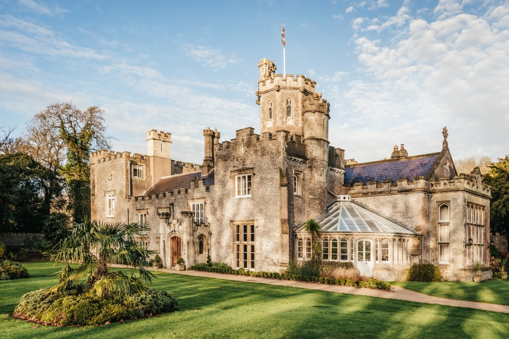Thornemead Castle   Luxury Self-Catering Home   Somerset