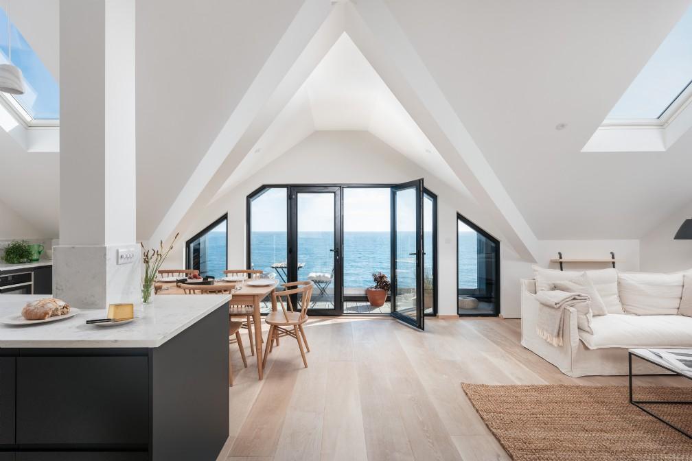 Villa Boden | Luxury Beach House | Porthleven, Cornwall